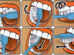 Какие методы чистки зубов существуют?