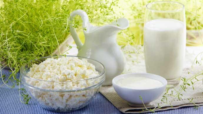 Молоко и молочные продукты полезны для зубов