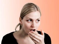 Как избавиться от запаха аммиака изо рта?