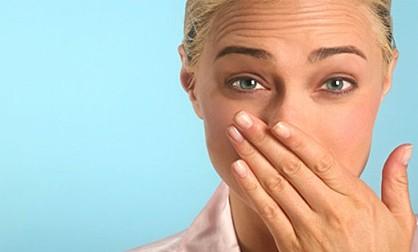 Определение запаха изо рта