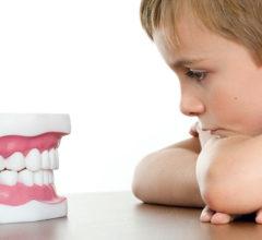 Когда начинается смена молочных зубов на постоянные?