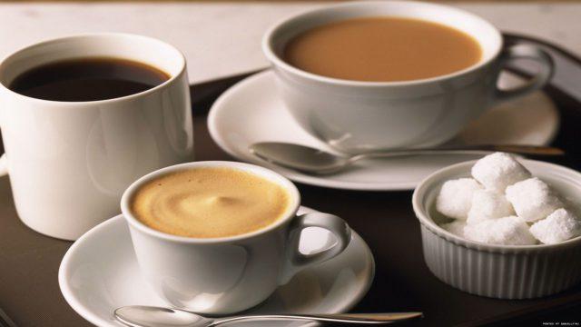 чай и кофе фото
