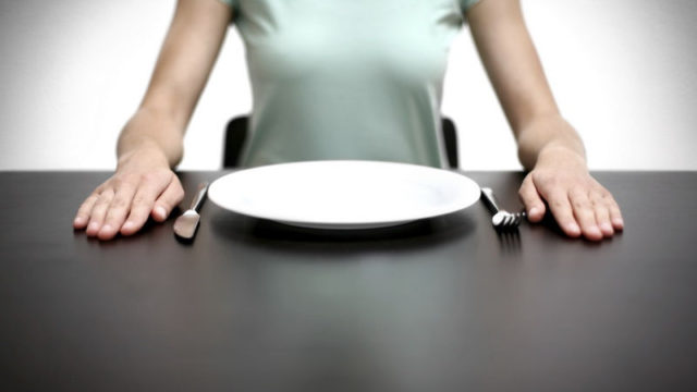 Голодание фото