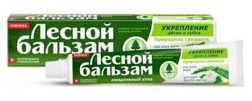 Лесной бальзам - зубная паста, фото